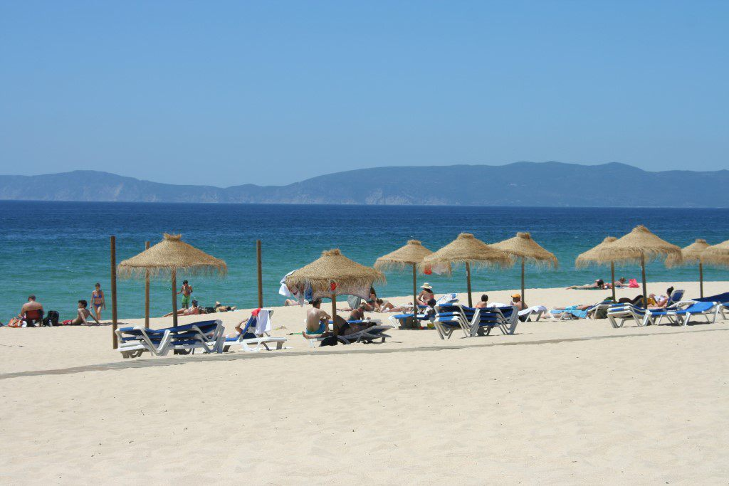 Relax at the beach in Comporta